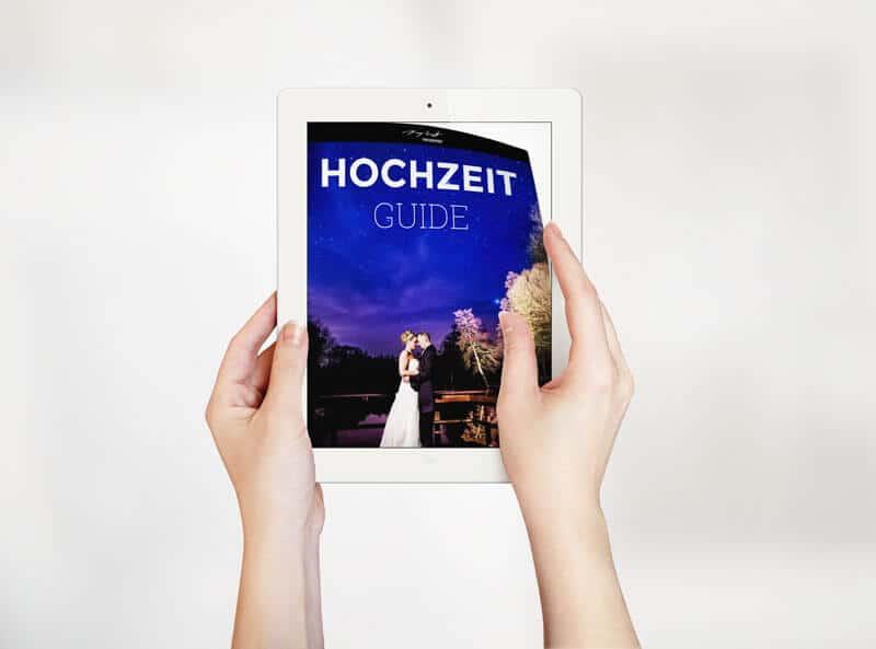 Wedding Guide Hochzeitsfotograf Magazin Willkommens-Paket