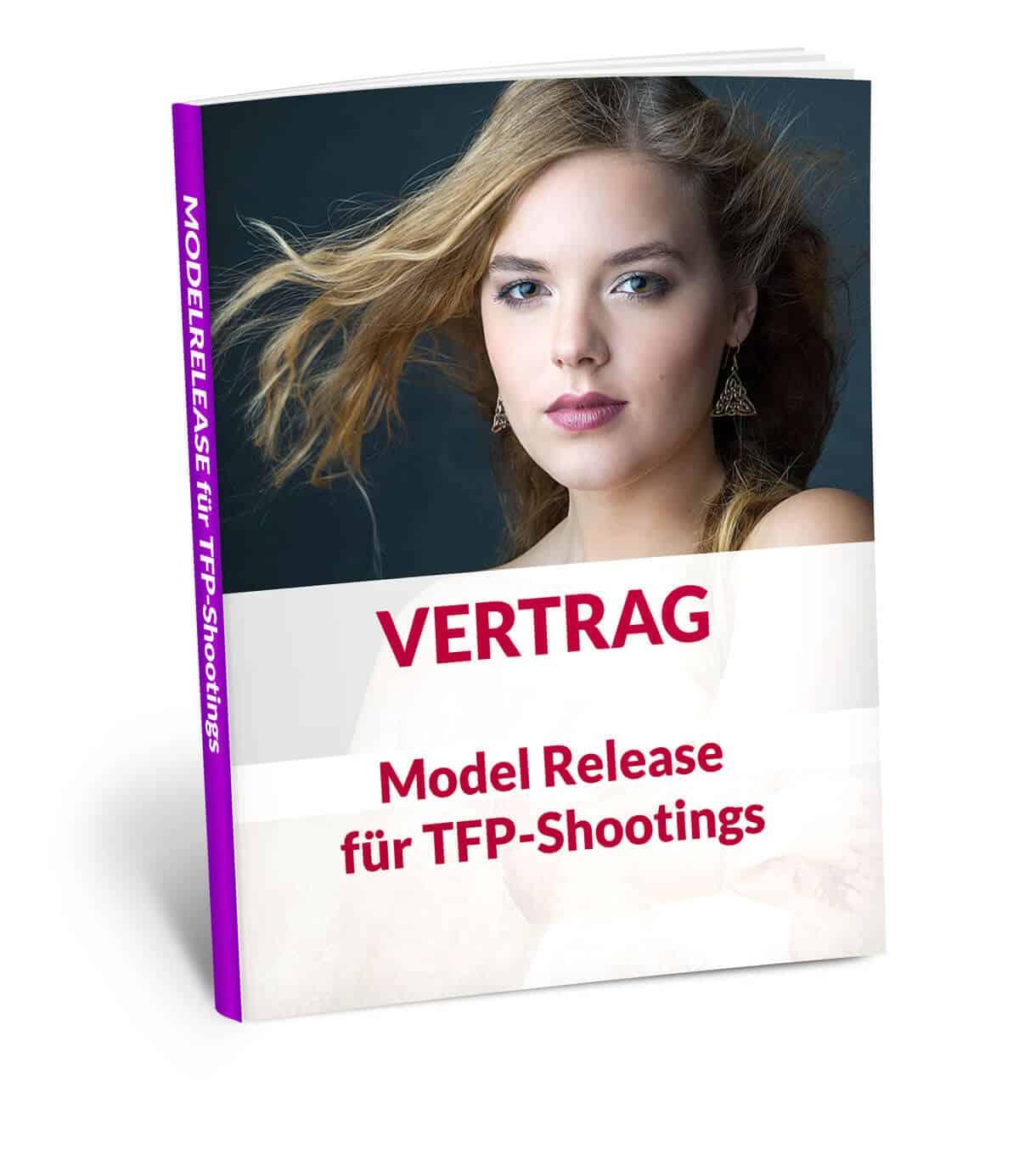 Tfp Vertrag Vorlage Dsgvo Model Release Muster Diefotomanufaktur