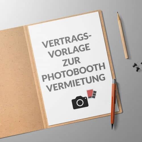 Photobooth Passwortkarten Visitenkarten Für Kunden Gäste
