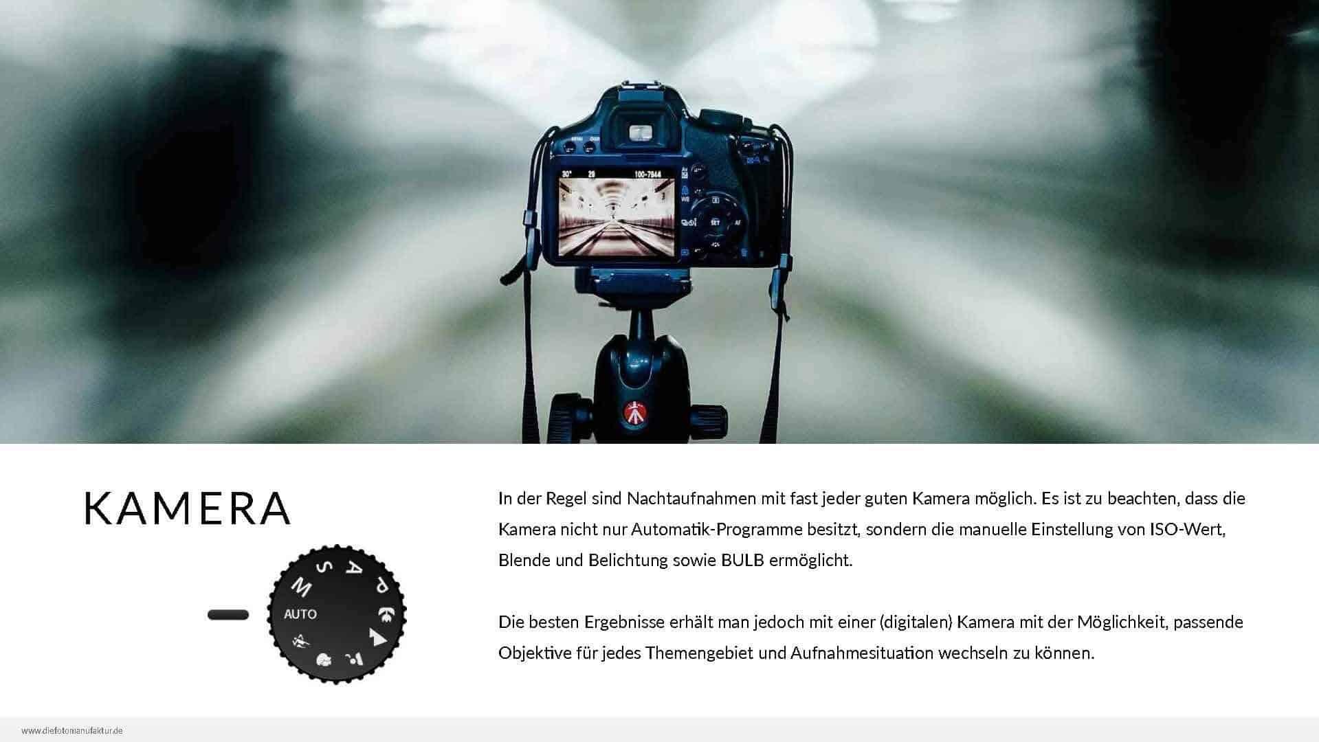 Langzeitbelichtung Und Nachtfotografie Pdf