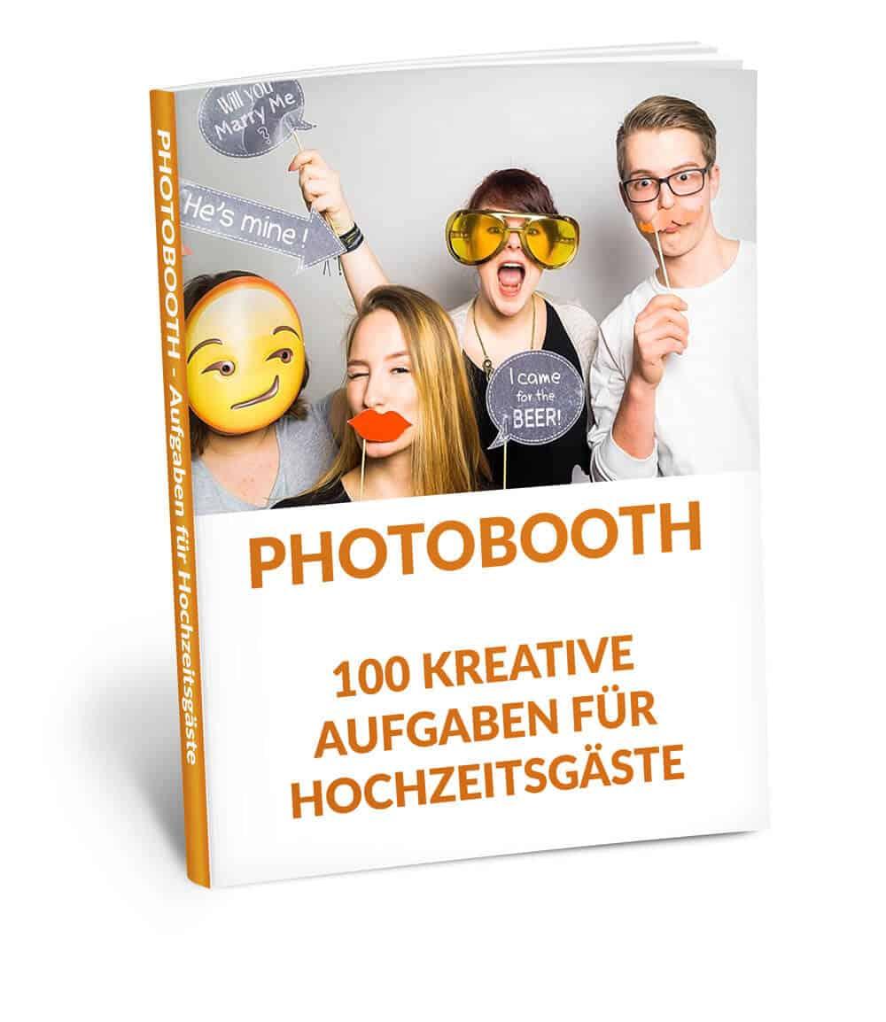 Photobooth Aufgaben Hochzeit Digitale Vorlage Diefotomanufaktur
