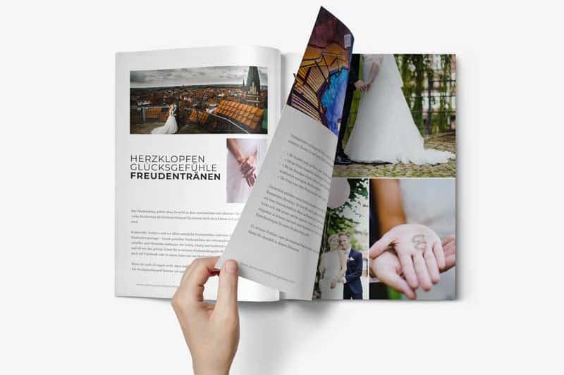 Preisliste Angebot Hochzeitsfotograf Hochzeitsvideograf Vorlage Muster