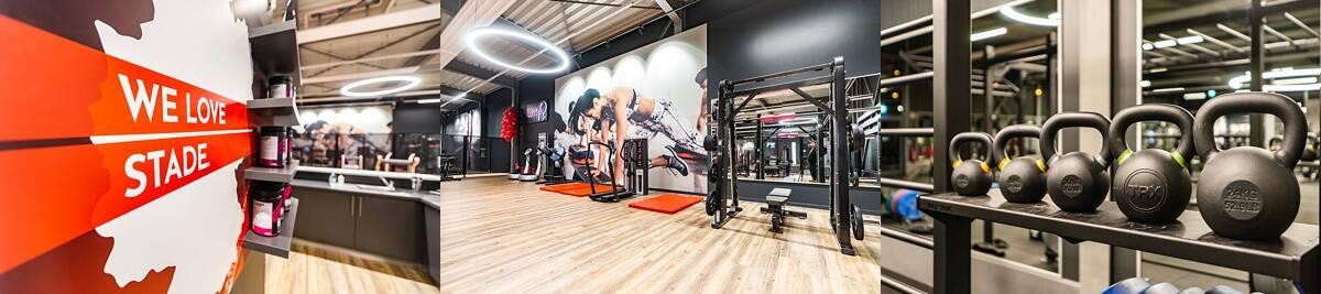 Fitnessstudio Stade