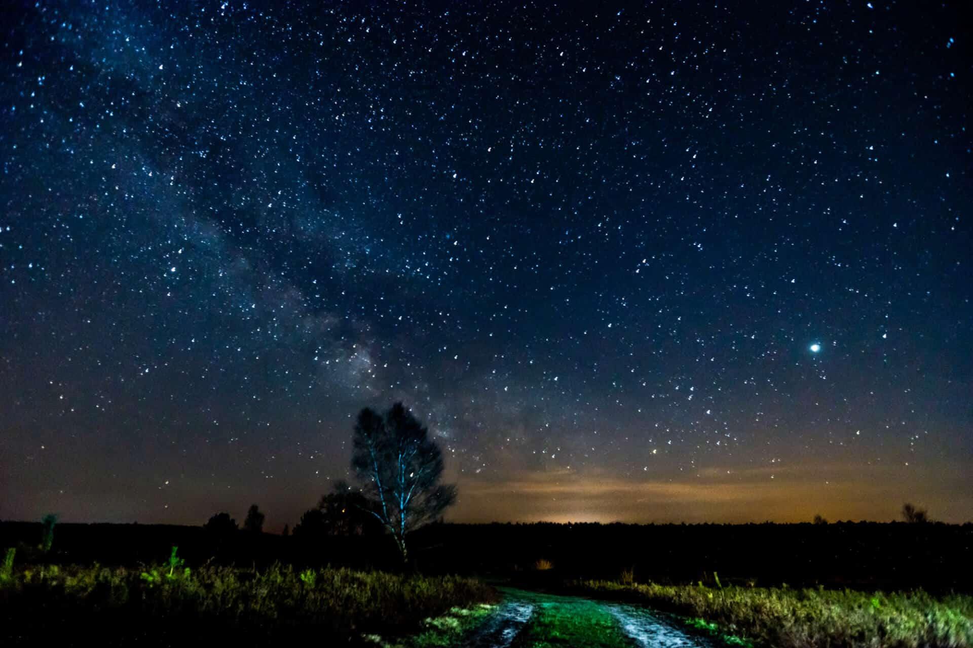 Sterne fotografieren   Anleitung, Tipps & Einstellungen ...