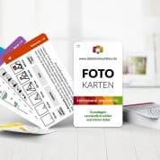 Fotografie Checkkarte Spickzettel für Fotografen