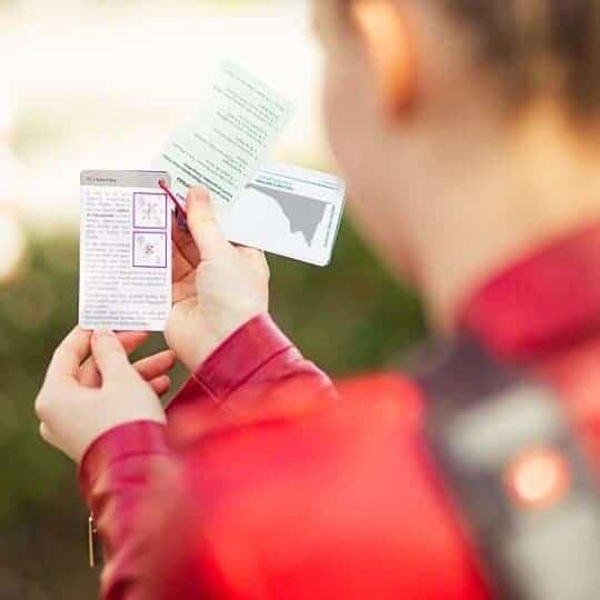 Lernkarten Fotografie Spickzettel Grundlagen Einsteiger Hobbyfotografen