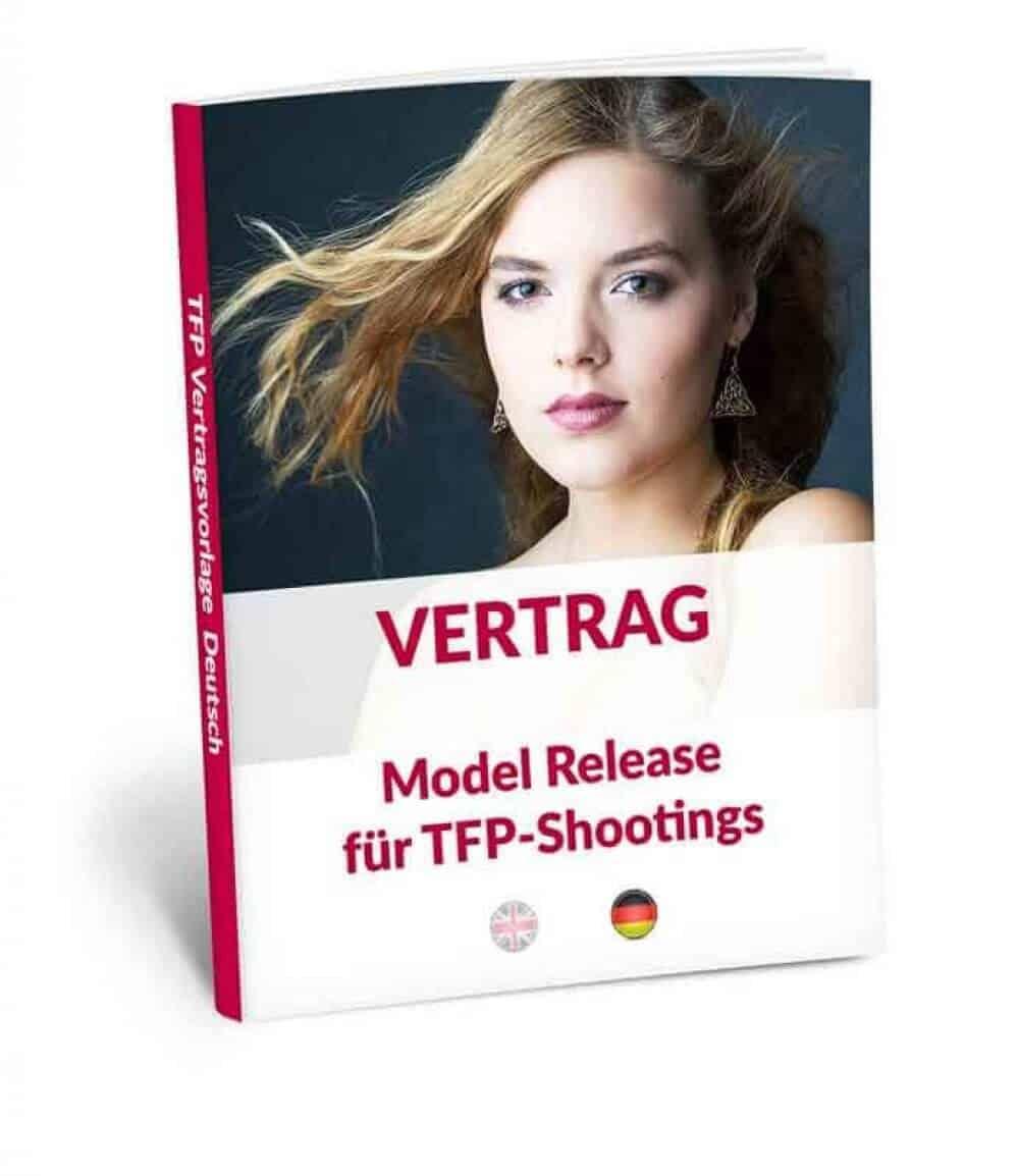 TFP Vertrag Vorlage