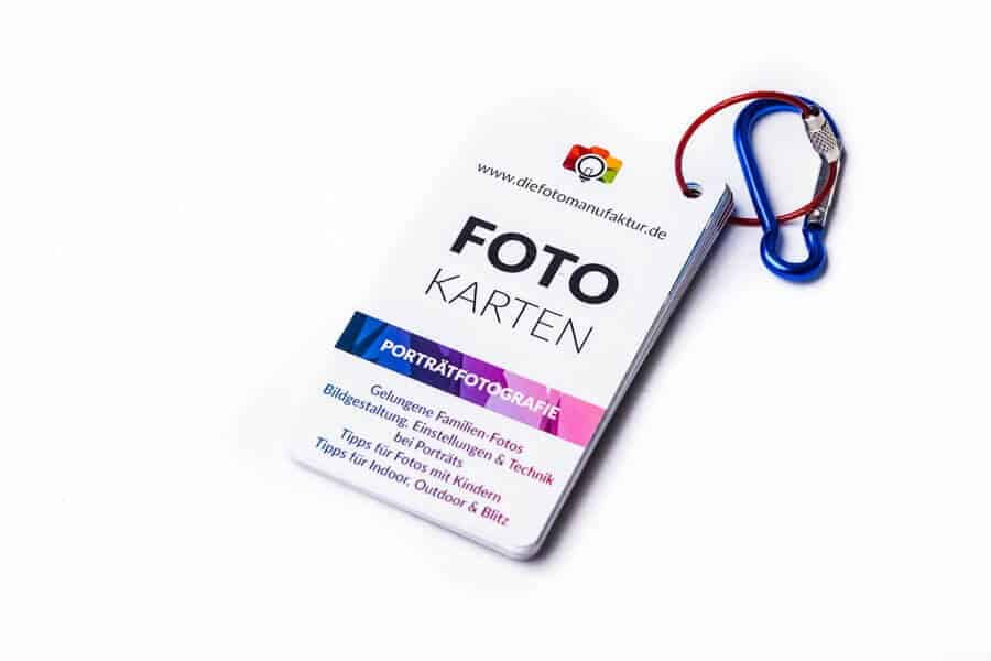 Spickzettel für Fotografen Cheatcards Fotografie Porträt Porträtfotografie 2