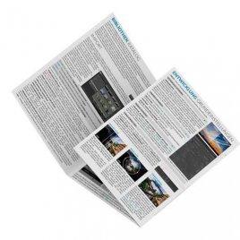 Spickzettel Lightroom Faltblatt Merkblatt
