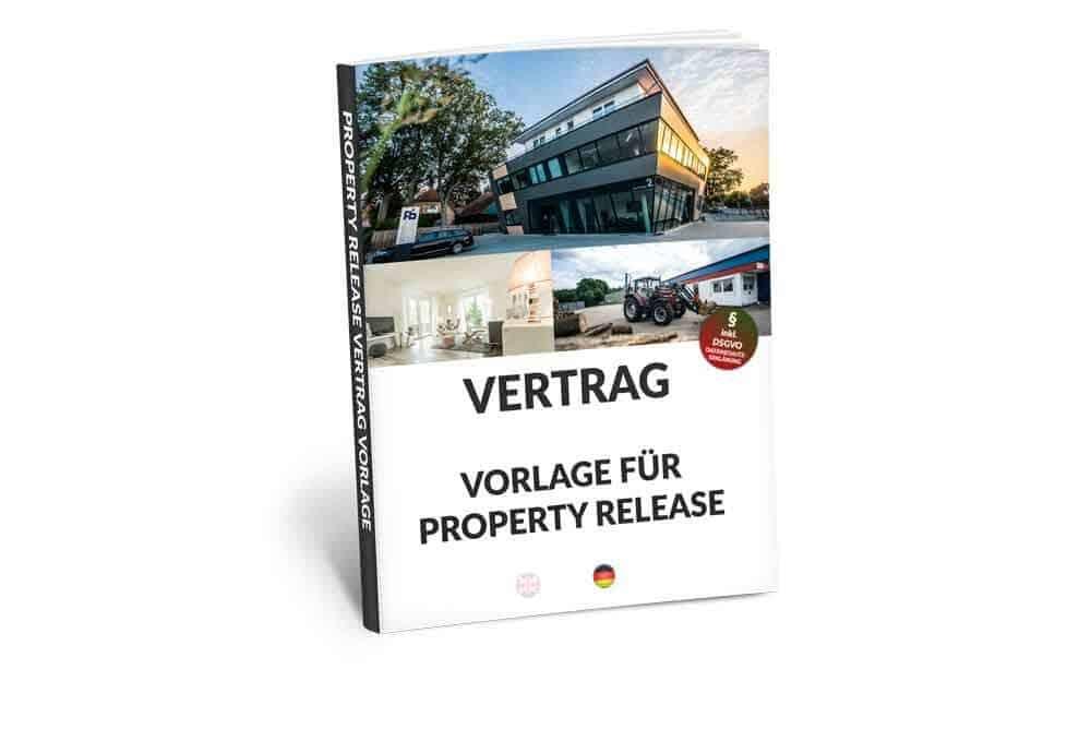 Property Release Vorlage