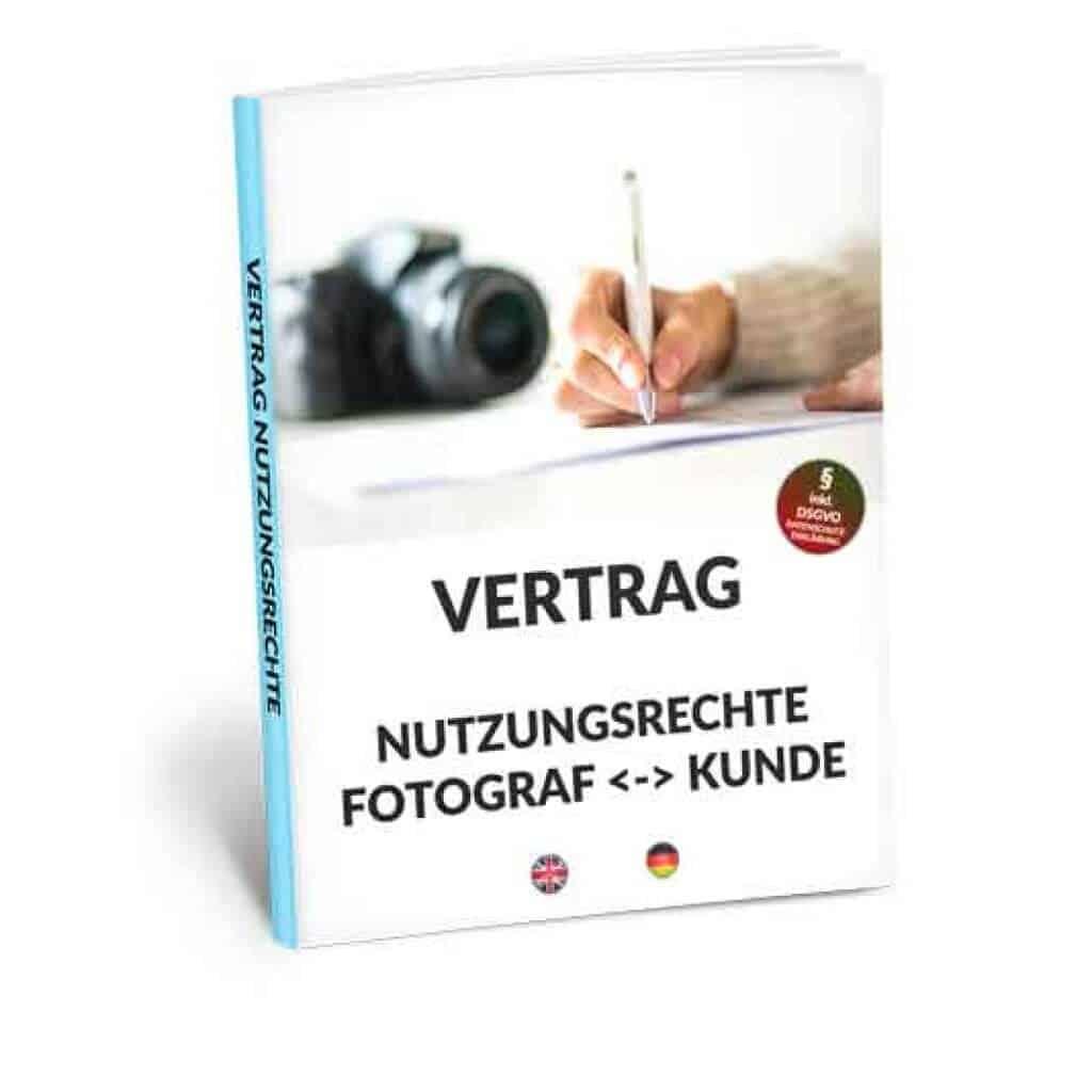 Einräumung Nutzungsrechte Vorlage Fotos Muster Nutzungsrecht deutsch englisch