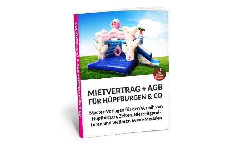 Mietvertrag Hüpfburg Verleih Mieten Vertrag Mustervertrag Vertragsvorlage Hüpfburgen Bierzeltgarnitur Zeltverleih