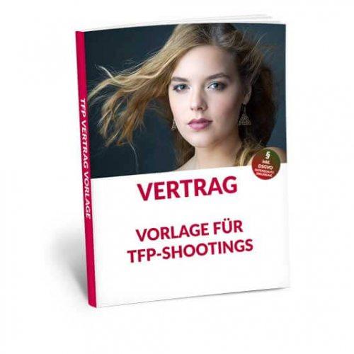TFP Shooting Muster Vertrag Vorlage