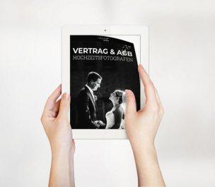 digitale vorlage vertrag fr hochzeitsfotografen - Tfp Vertrag Muster